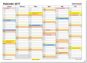Kalender 1-2017