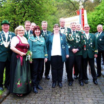 Bassenheim Sieger Bezirksbundesfest 2015