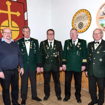 Bassenheimer Schützen feiern Patronatsfest