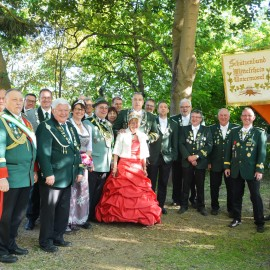 Bezirksbundesfest  2018   in Bassenheim