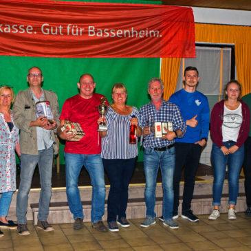 """36. Dorfmeisterschaft im Schiessen !! Sieger """"Burknaller"""""""